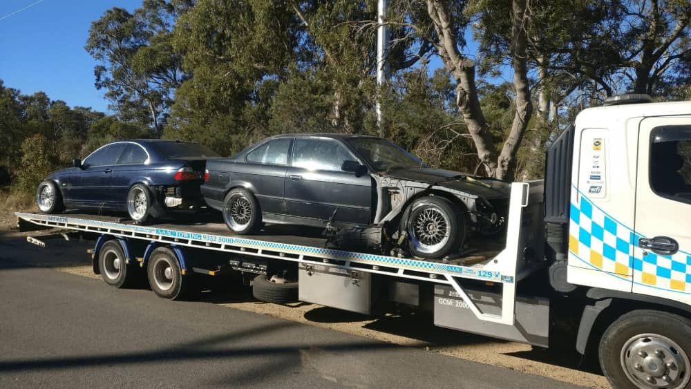 Post Accident Towing in Perth | Allout Towing Services