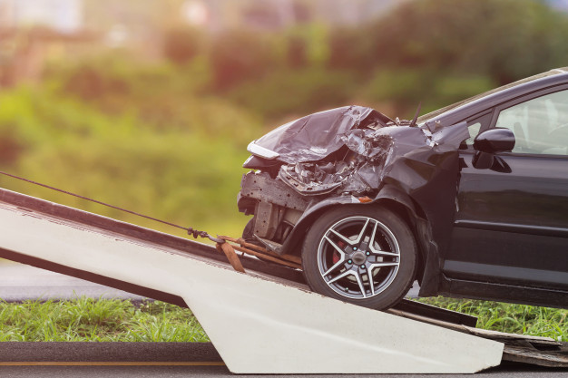 What To Do When You Get Into An Accident