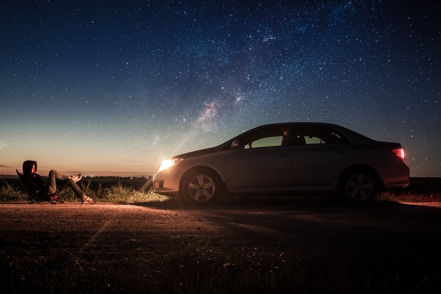 What To Do When Stranded On The Road At Night