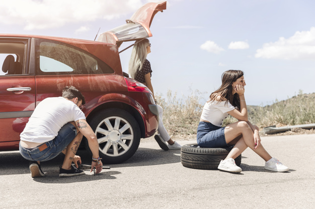 Things To Keep In Mind When Encountering Car Troubles On The Road