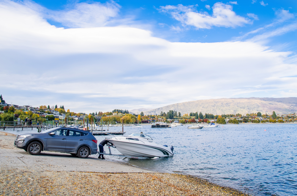Choosing The Best Midsize SUV For Towing A Boat